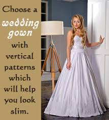 wedding dresses that you look slimmer how to look slimmer in your wedding dress