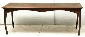 Dining Table Without Chairs Rectangular Sling Dining Table Don S Shoemaker Furniture