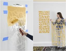 beispiele für wandgestaltung mit farbe 65 wand streichen ideen muster streifen und struktureffekte