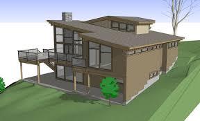 charming modern mountain home plans home decor modern