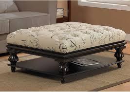Ottoman Cloth Coffee Tables Decor Large Coffee Table Ottoman Scorpionstale