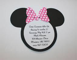 minnie mouse invitations minnie mouse invitations minnie mouse 1st birthday