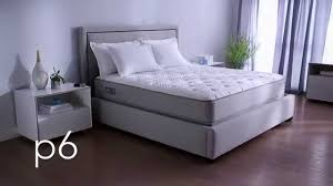 Sleepnumber Beds Pressure Relieving Mattresses Sleep Number P5 U0026 P6 Youtube