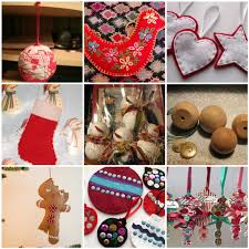 dabbled bunches of ornaments many with tutorials