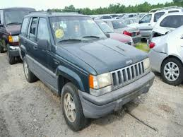 1994 jeep grand for sale auto auction ended on vin 1j4gz58s0rc311702 1994 jeep grand cher