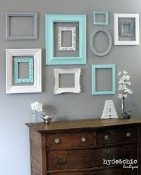 Shabby Chic Vintage Wall Decor Picture Frame Wall Decor Ideas