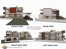 Floor Plan Front View by House Plans For Front Views Rockwellpowers Com