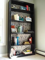 Bookshelf Makeover Ideas Heart Maine Home Office Bookcase Before And After