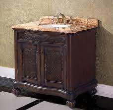 legion 36 inch antique single bathroom vanity wb 1236l in