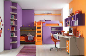 decor beautiful color schemes for orange walls green living