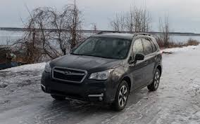 subaru forester touring 2017 subaru forester 2 5i touring 2017 des points pour l u0027effort