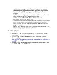 Penulisan Daftar Pustaka Nama Tiga Suku Kata   tugas bibliografi bindo