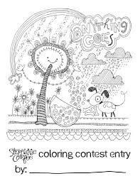 coloring contest for kids archives stephanie corfee