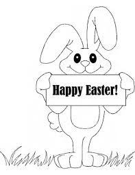 cute bunny coloring pages cute easter bunny colouring pages archives gobel coloring page