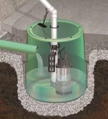 Basement Water Pump by Cedar Rapids Ia Dry Basement Waterproofing