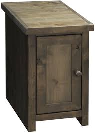 legends furniture end tables legends furniture joshua creek joshua creek chair side table with