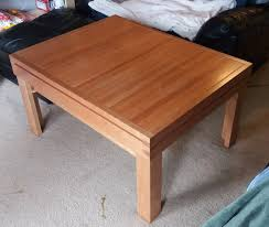 Gaming Coffee Table Standard Hoplite Gaming Coffee Table Cherry 2 300 Ready Made