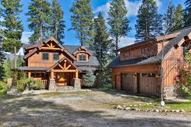 Timber Floor Plan by Timber Frame Home Plans The Big Chief Mountain Lodge