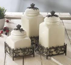 121 best kitchen canisters images on pinterest kitchen canisters