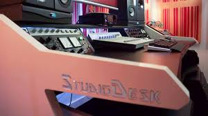 Producer Studio Desk by Studiodesk Music Commander