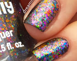 unique fun one of a kind nail polish polish me by polishmesilly