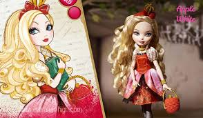 after high apple white doll apple white doll wave after high