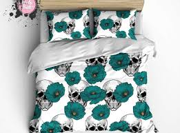 Zebra Bedroom Sets Girls Bedding Set Refreshing Black And White Bedding With Teal Accents