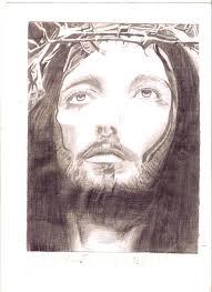 jesus christ sketch pencil by sanchimatt on deviantart