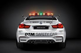 bmw m4 gts safety car will pace dtm racing series automobile