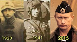 Immortal Meme - pictures show that vladimir putin is immortal http