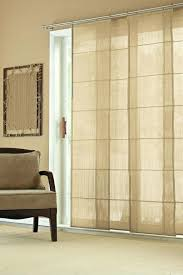 Panel Track For Patio Door Gorgeous Sliding Panel Track Blinds Sliding Panels Roller Shade