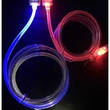 Light Up Iphone Charger 3ft Usb Iphone 6 5 5s 5c Data Sync Flowing Led Light Up Charger Cable