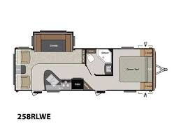 Springdale Rv Floor Plans New Or Used Keystone Springdale Rvs For Sale Rvtrader Com