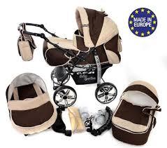 si e auto bebe baby sportive landau pour bébé siège auto poussette système