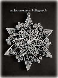 quilling snowflake pattern images camq snowflakes