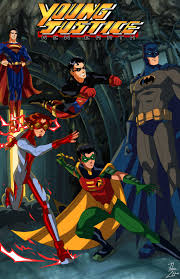 young justice young justice new earth by phil cho on deviantart