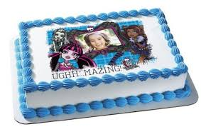 high cake topper high edible picture frame for your cake topper decoration