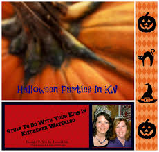 stuff to do with your kids in kitchener waterloo halloween