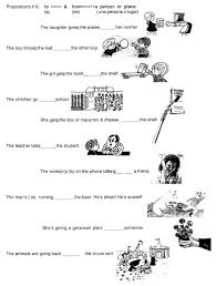 14 best images of preschool preposition worksheets free