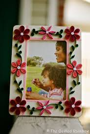 69 best quilled frames images on pinterest paper quilling