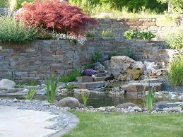 Garten Gestalten Mediterran 11 Tolle Ideen Für Naturstein Im Garten