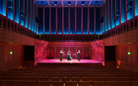 Creative Seating Place Creative Classical Concert Management Venues