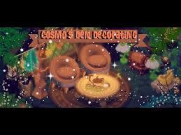 Decorating Den Ideas Animal Jam Cosmo U0027s Den Decorating Youtube
