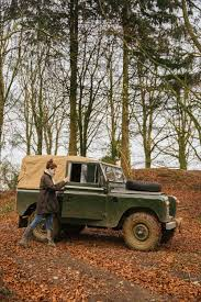 land rover vintage the londoner new old land rover
