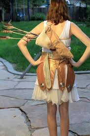 7 best artemis costume images on pinterest artemis costume