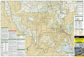 Purchase Ny Map Black Hills South Black Hills National Forest National
