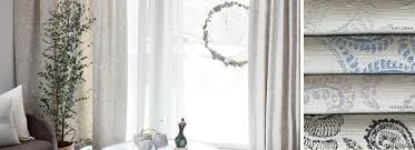 Embroidered Linen Curtains Loft Curtains Custom Curtains Made Affordable Extra Long Curtains