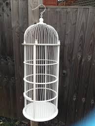 wedding birdcage decorative bird cage antique white bird cages
