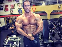 Mike O Hearn Bench Press Is Mike O U0027hearn On Steroids