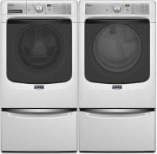 Gas Clothes Dryers Reviews Maytag Mgd5500fw 27 Inch 7 4 Cu Ft Gas Dryer With Powerdry